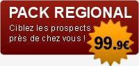 pack régional